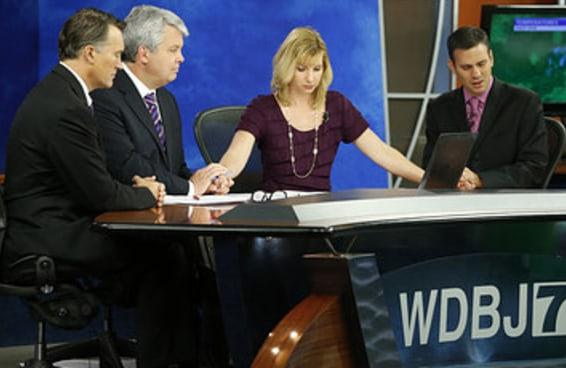 Programa matinal da Virgínia volta ao ar após assassinatos de jornalistas