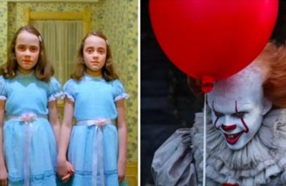 Marque todos os filmes de terror que você já viu e diremos qual é seu maior medo