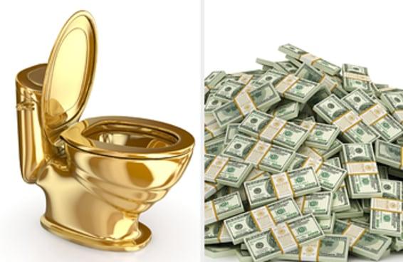 Escolha entre estas coisas caríssimas e diremos se você vai ganhar na loteria