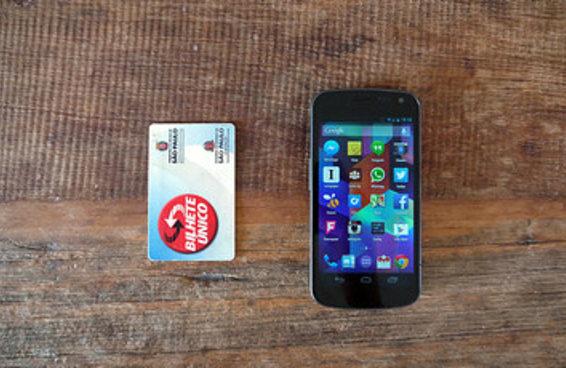 Saiba como usar um bilhete único para destravar seu celular com Android