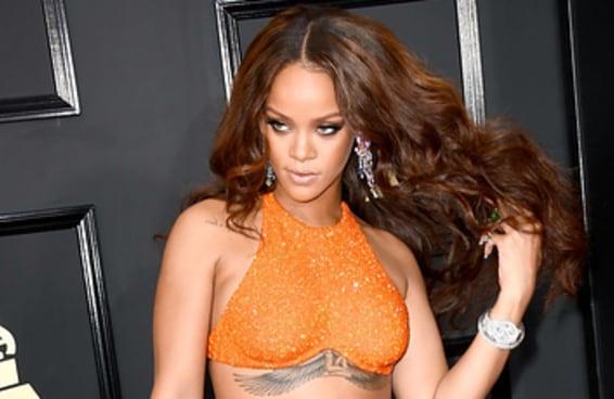Uma lista de tudo que a Rihanna fez durante o Grammy
