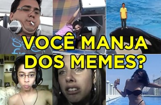 Quanto você manja sobre os memes brasileiros?