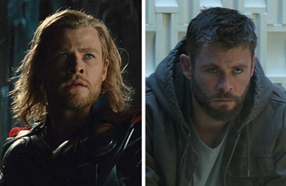 """Veja o elenco de """"Vingadores: Ultimato"""" no primeiro e no último filme"""