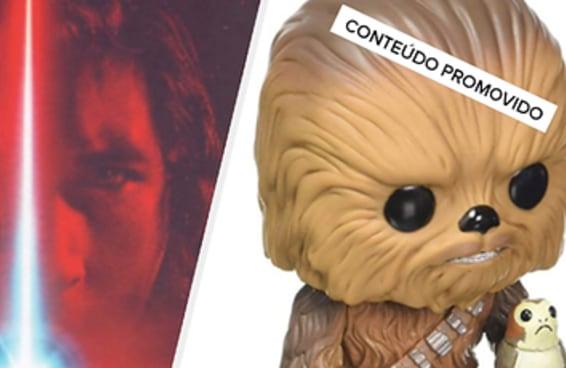 """10 produtos para se sentir muito Jedi enquanto espera por """"""""Star Wars: A Ascensão Skywalker"""""""