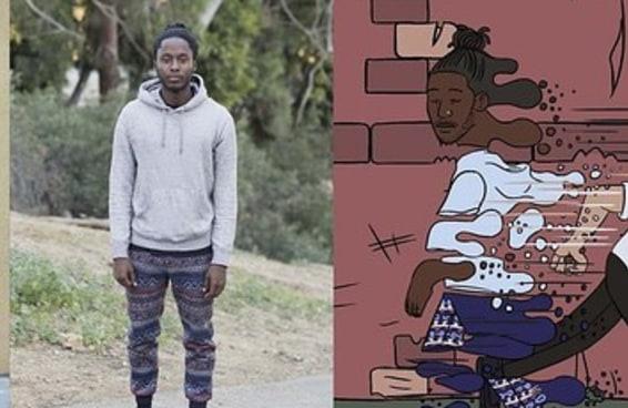Um homem negro mudou seus looks para ver se as pessoas o tratariam de forma diferente