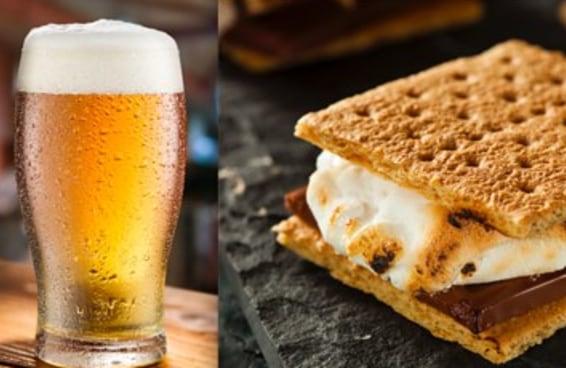 Você prefere bebidas ou sobremesas?
