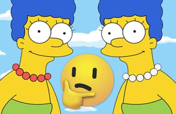 Você consegue identificar o verdadeiro personagem dos Simpsons?