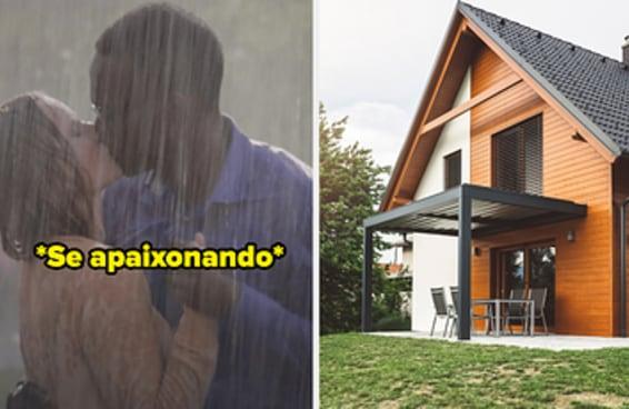 Construa a casa dos seus sonhos e adivinharemos seu status de relacionamento