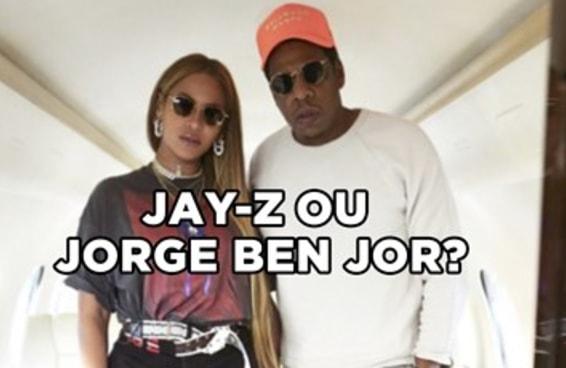 Jay-Z ou Jorge Ben Jor?