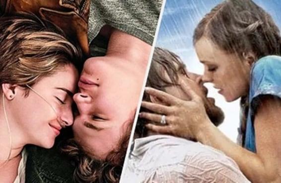 Conte quais desses filmes te fizeram chorar e diremos uma coisa boa sobre você