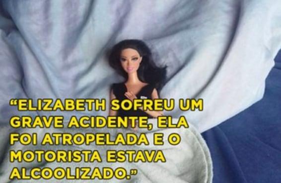 O drama da Barbie Elizabeth é muito comovente