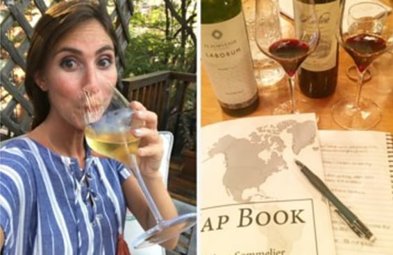 Fiz um curso de seis meses sobre vinhos e aqui estão as coisas mais legais que aprendi