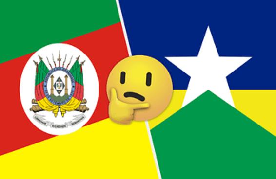 Você consegue identificar as bandeiras de todos os estados brasileiros?