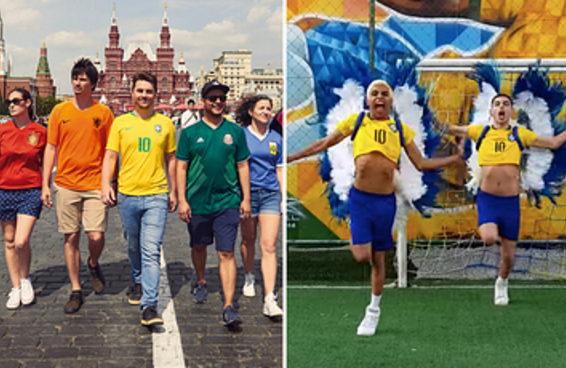 Mesmo em país sede homofóbico, as POCs brilharam na Copa