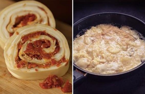 Estas comidas italianas foram inventadas no Brasil
