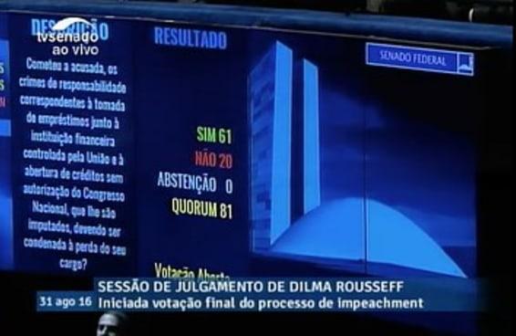 O impeachment de Dilma e o que vem pela frente