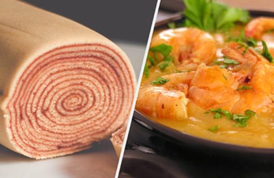 12 imagens que provam que a culinária nordestina é um cristal da gastronomia