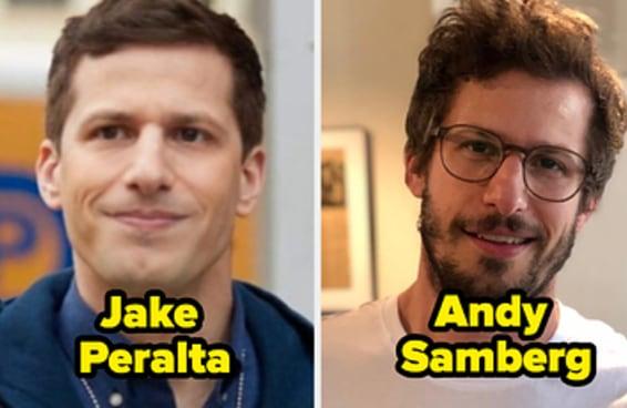 Esses personagens da TV são mais gostosos do que os atores que os interpretam?