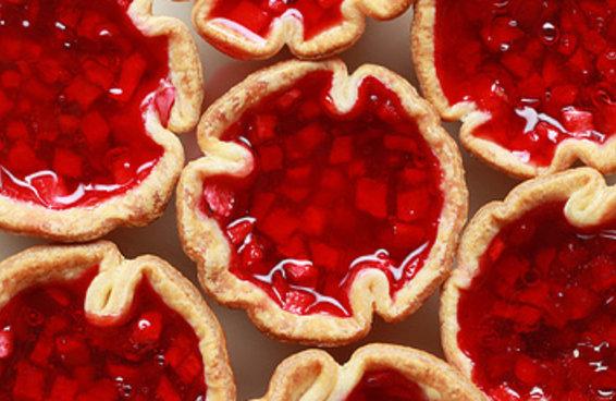 Esta tortinha de maçã do amor vai revolucionar a sua quermesse!