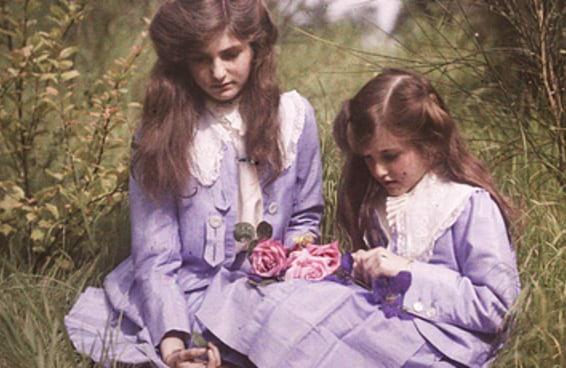 23 das fotos coloridas mais antigas já tiradas