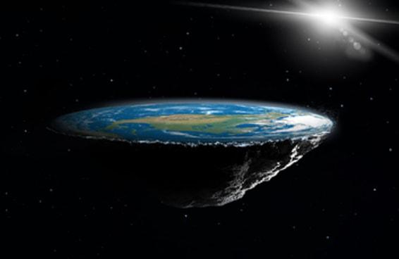 Quantos % terraplanista você é?