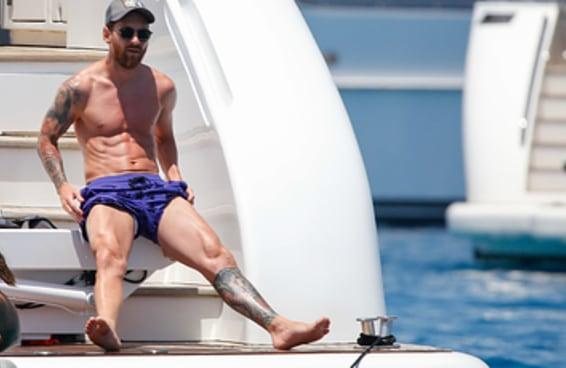 Aqui está a prova de que Messi é absurdamente gato