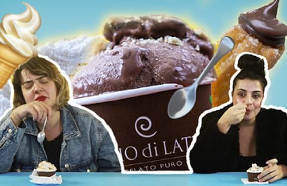 #TastyTesta: Provamos os novos sabores da Bacio de Latte