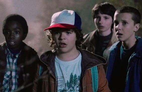 """As crianças de """"Stranger Things"""" sabem cantar de verdade"""
