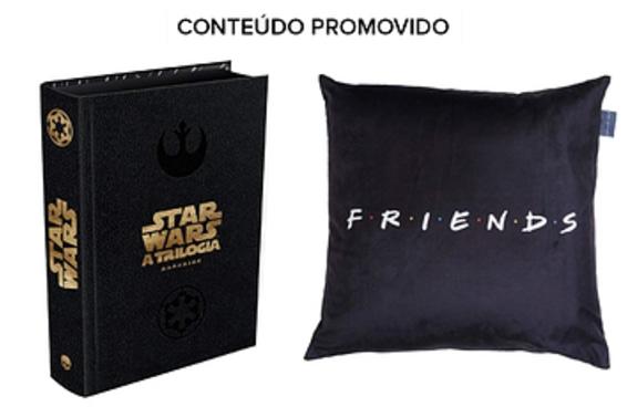 9 presentes para fãs de Friends, Harry Potter e Star Wars