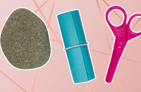 Você está mais para pedra, papel ou tesoura?