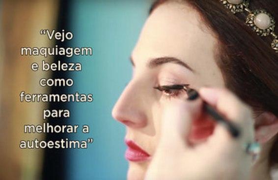 BuzzFeed Brasil entrevista: Vic Ceridono, do Dia de Beauté