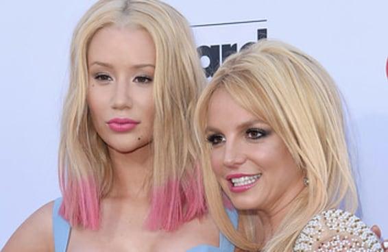 Iggy Azalea decidiu falar sobre o período em que trabalhou com Britney Spears: 'Ela é proibida de fazer as coisas mais simples'