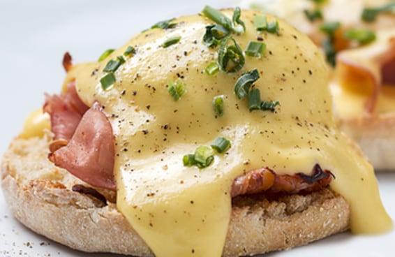 Nunca foi tão fácil fazer ovos beneditinos