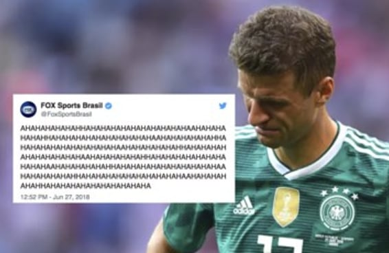 Precisamos admitir que o torcedor mais rancoroso do mundo é o brasileiro