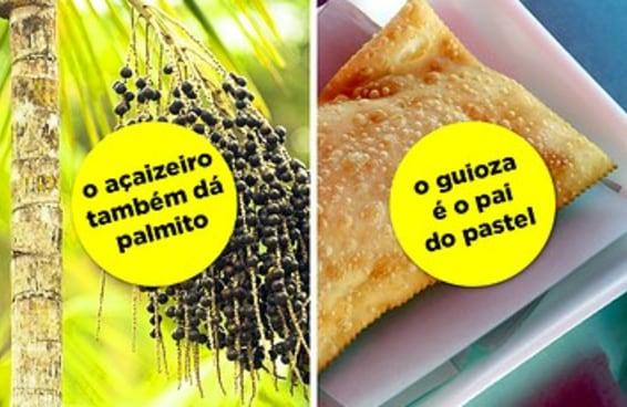 """10 curiosidades sobre a comida brasileira que vão te fazer dizer """"rapaz"""""""