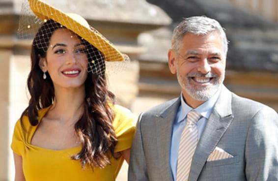 George Clooney afirma que não deixa a esposa ver seu filme do Batman