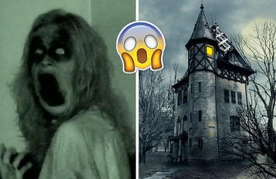 Monte uma casa mal-assombrada e diremos qual fantasma é seu encosto