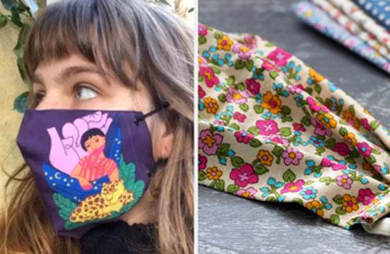 Você pode usar máscara de tecido desde que tome esses cuidados
