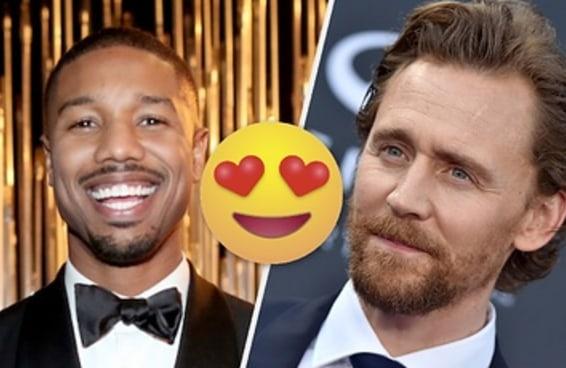 Descubra se você deveria casar com o Tom Hiddleston ou o Michael B. Jordan