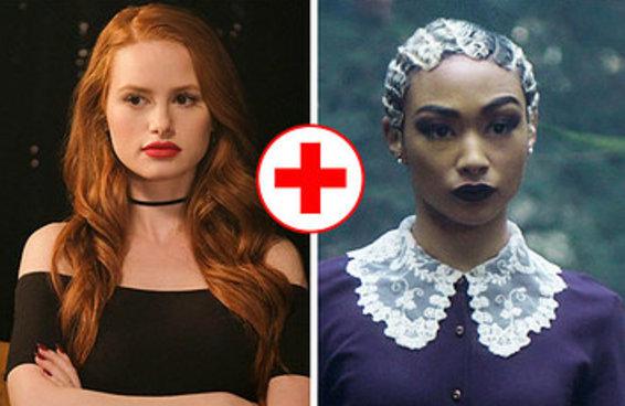 """Qual combinação de personagens de """"Riverdale"""" e """"O Mundo Sombrio de Sabrina"""" é você?"""