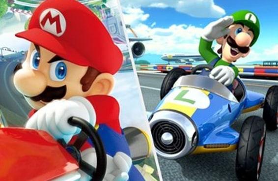"""Jogue """"Mario Kart"""" e diremos se você é mais Mario ou Luigi"""