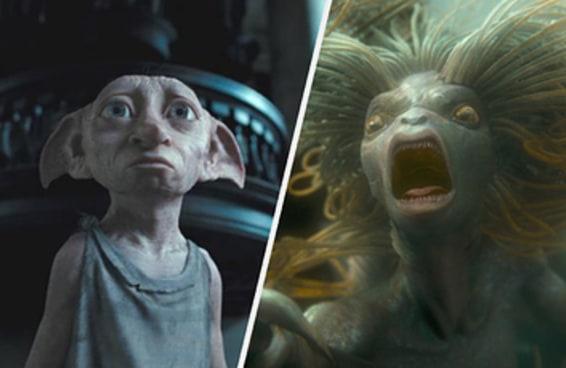 Nem os fãs mais dedicados de 'Harry Potter' conseguem acertar o nome dessas 10 criaturas