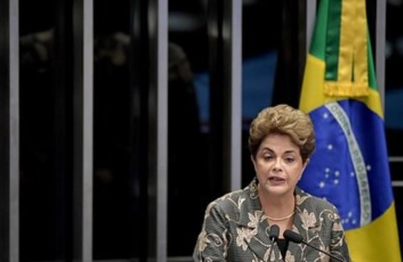 Estes são os principais pontos do discurso de Dilma no Senado