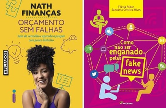 11 livros para organizar as ideias e aprender algo novo