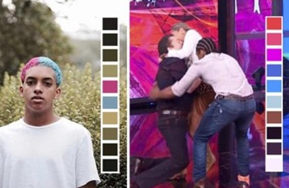 16 lindas paletas de cores inspiradas por memes para decorar sua casa