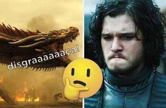 """Como você morreria em """"Game of Thrones""""?"""