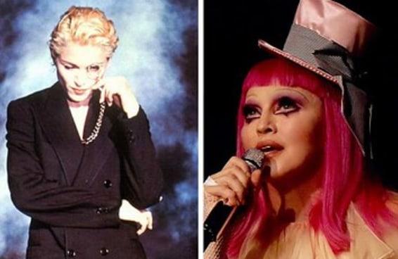 Boa parte do que sei hoje sobre feminismo eu aprendi com a Madonna