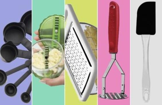 12 utensílios de cozinha que podem mudar a sua vida em 2017