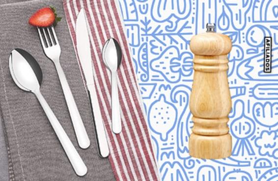 13 utensílios de cozinha mais vendidos da Amazon por até 50 reais