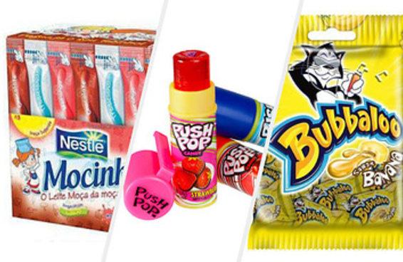 Quantos desses doces dos anos 2000 você quer de volta na sua vida?
